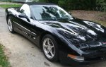 mike cioci's 2001 Chevrolet corvette convertable