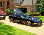 C5 HOT ROD  CORVETTE. MUST SEE TO  APPRECIATE THIS CAR.