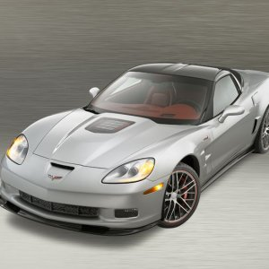 2011 ZR1 Hero Edition from the Corvette Dream Giveaway