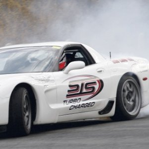 STS Turbo Drift Vette