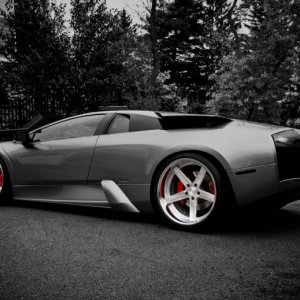 MURCIELAGO D2FORGED CV2 20/20""